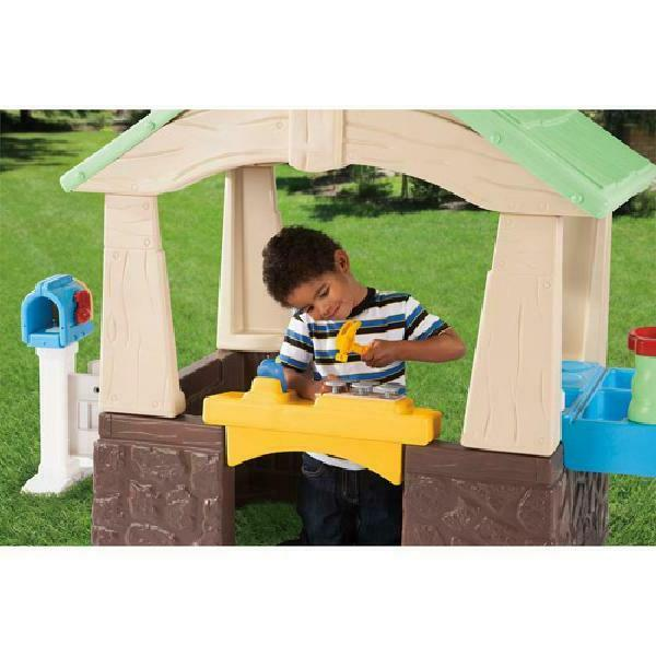 Playhouse Toy for Outdoor Home & Garden Little Tikes