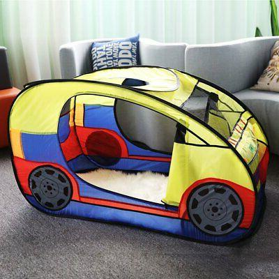 Anyshock Playhouses Outdoor and Waterproof Car Play