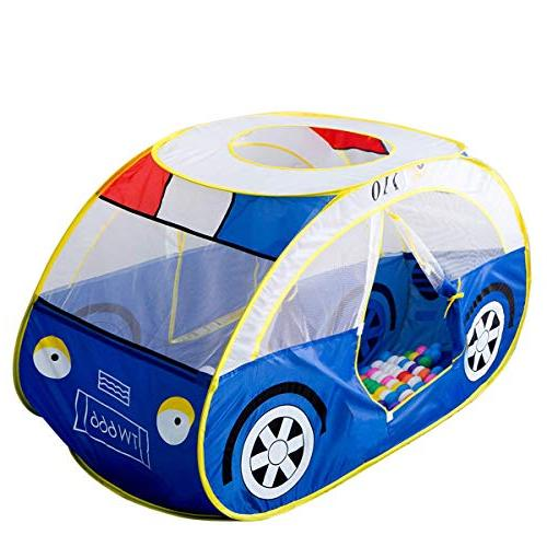 police car tents
