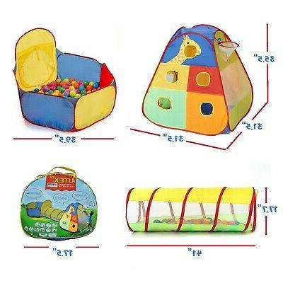Utex Pop up Play and Ball and Outdoor Fold