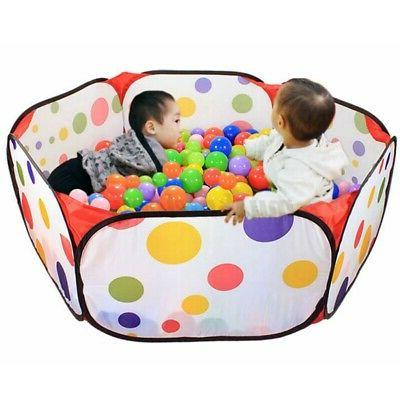 Portable Pool Play Baby Outdoor Indoor Play