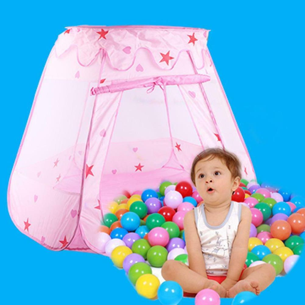 Princess Castle  Big Indoor/Outdoor Kids Play Tent For Child