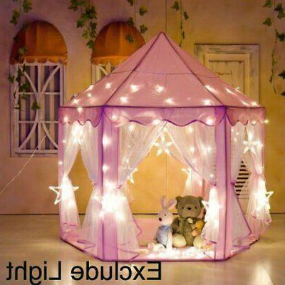Princess Castle Play Large Indoor/Outdoor Kids Tent !
