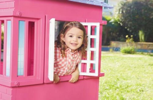 Little Tikes Princess Cottage Playhouse Toddlers,