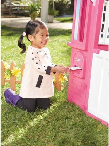 Little Playhouse Outdoor Entertainment Toddlers,