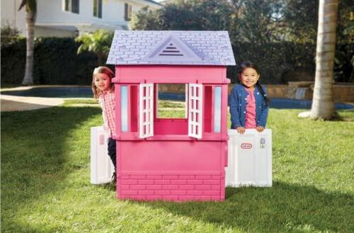 Little Playhouse for Toddlers, Pink