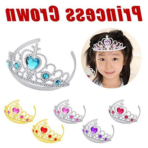 Matoen Girl Queen Crown Crystal Cosplay Gifts Play