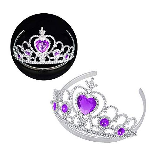 Matoen Queen Princess Crown Crystal Cosplay Holiday Play House
