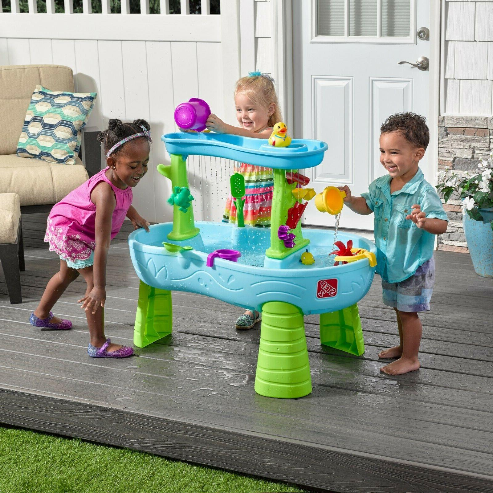 Step2 Pond Water Playset 13 Piece Accessory