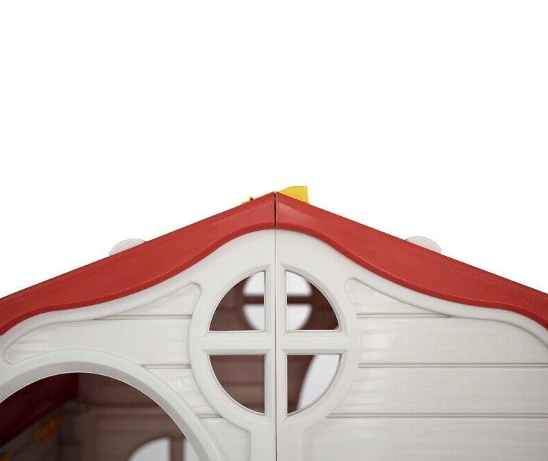 Ram Quality Cottage Outdoor Playhouse