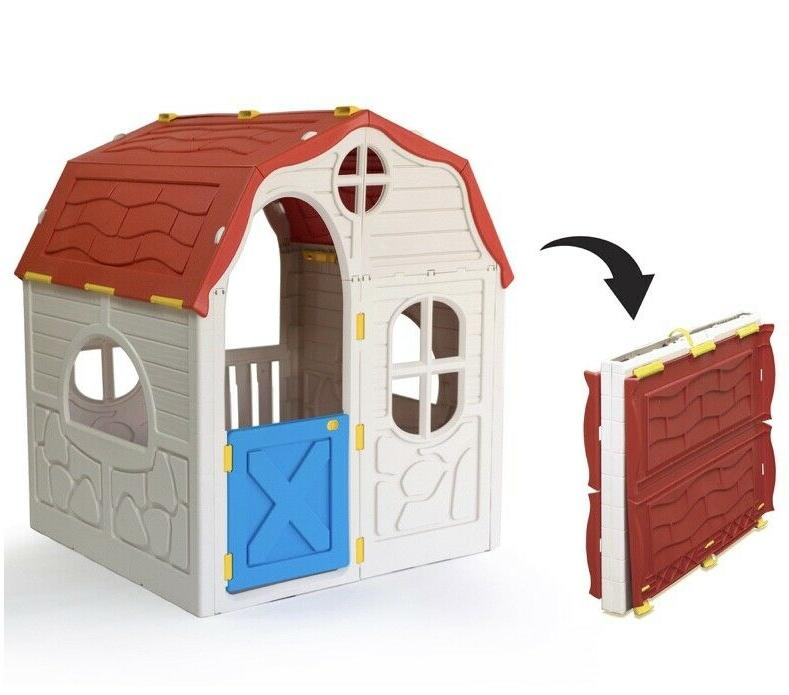 Ram Cottage Outdoor Playhouse