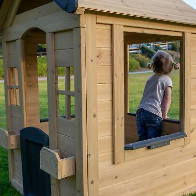Rustic Solid Kids Outdoor Natural Finish EASY