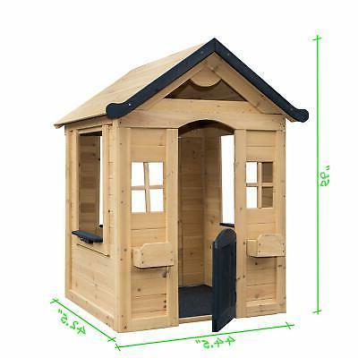Rustic Solid Kids Natural EASY ASSEMBLY