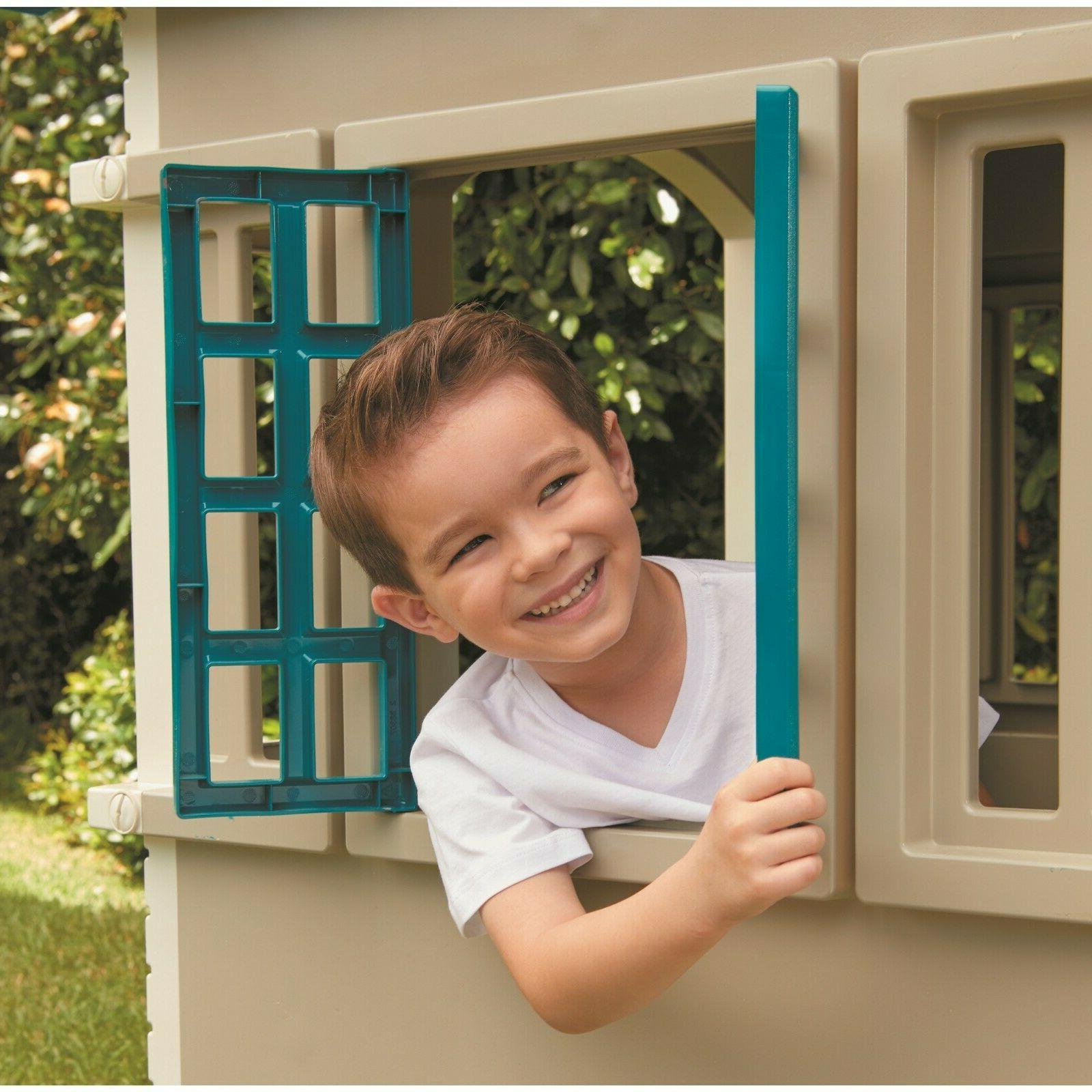 Safe Outdoor Cape Playhouse Toys Home