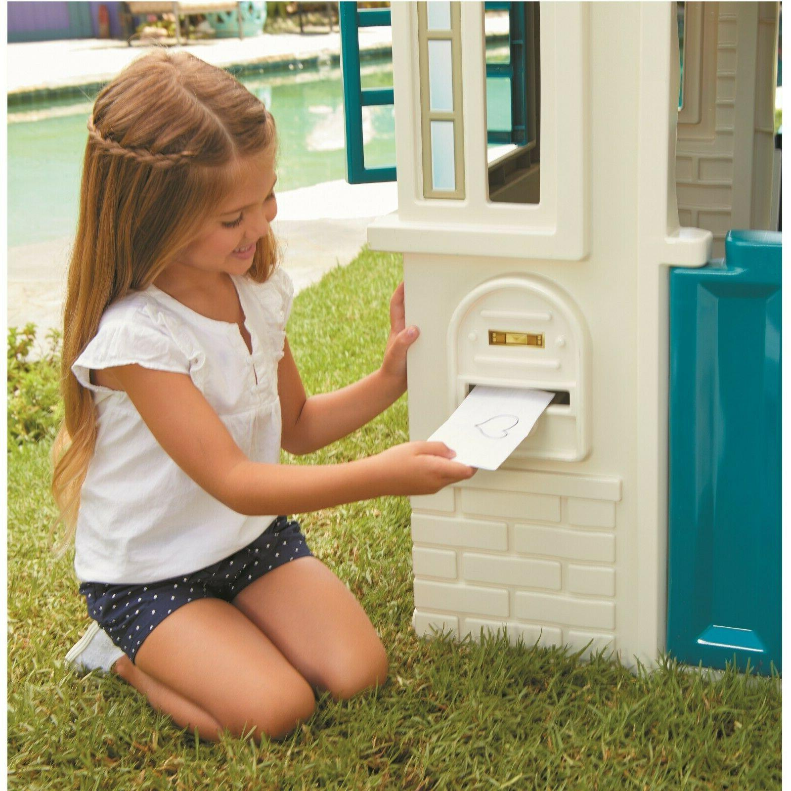 Safe Playhouse View Outdoor Playhouse Toys Play