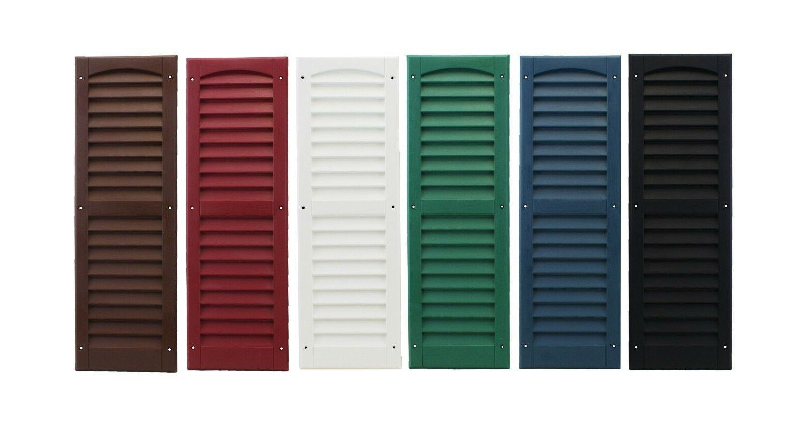 shed shutters 9 x 27 one pair