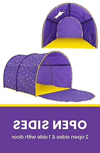 Alvantor Starlight Tents Bed Canopy Dream Space Sleeping Grow The Stars Toddlers Pop Up Portable Curtains Pending