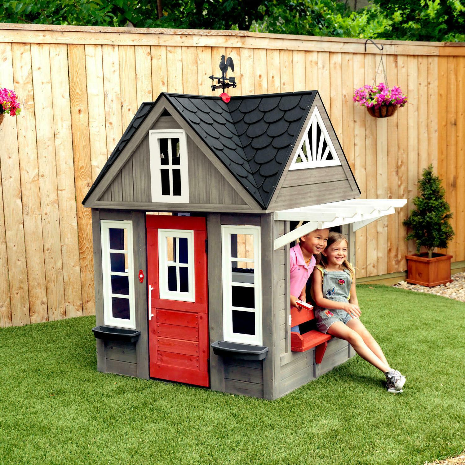 stonewood outdoor playhouse