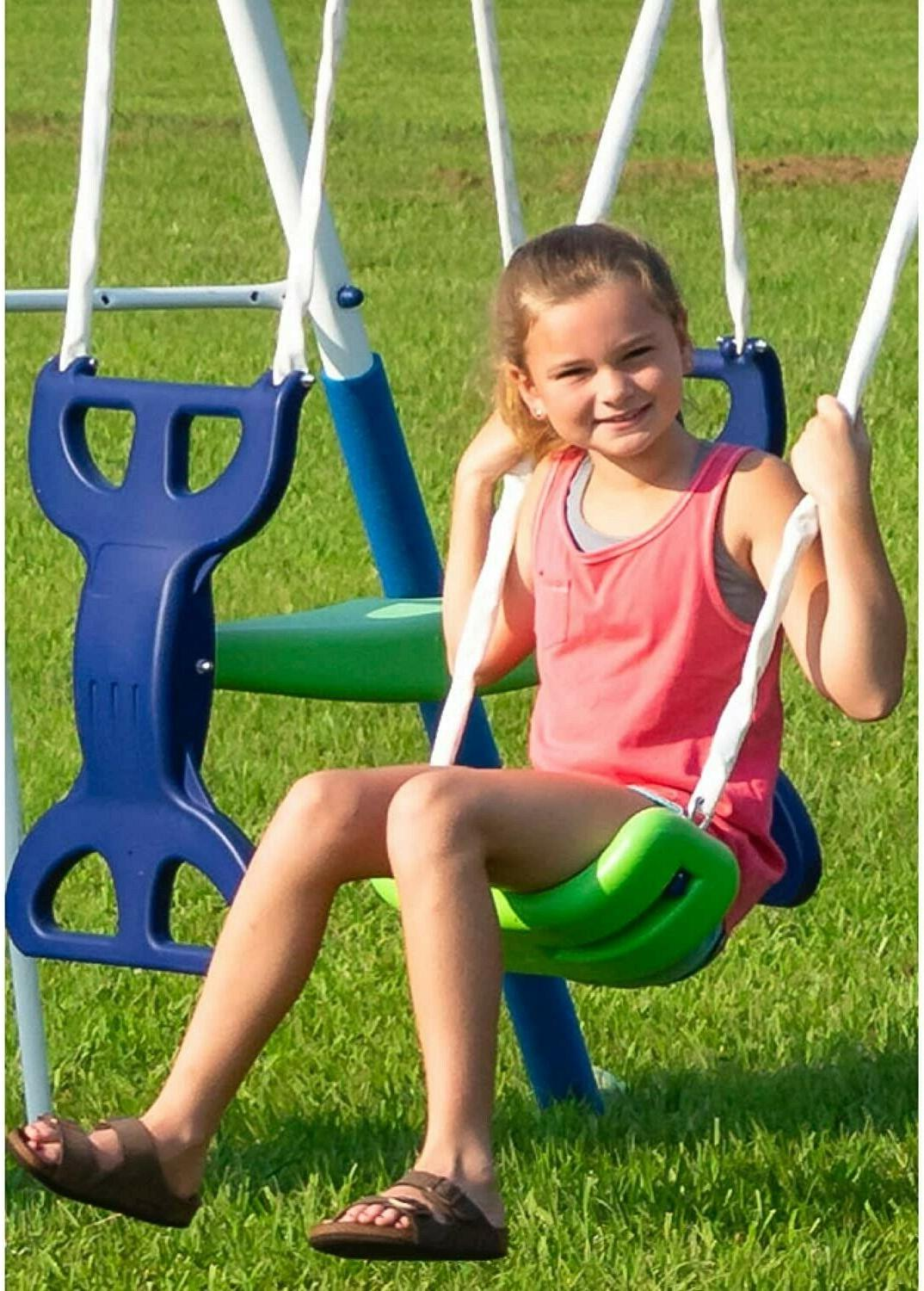 swing outdoor toys, backyard outdoor playsets