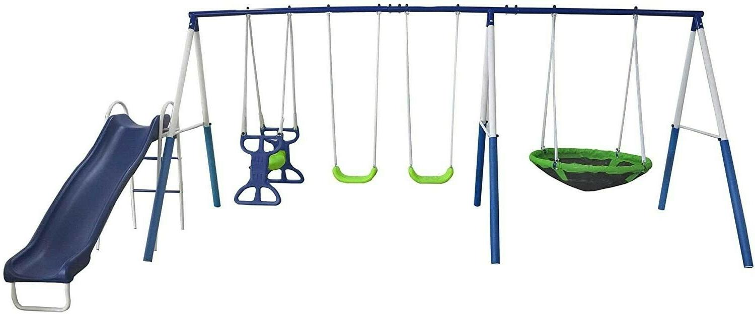 swing sets outdoor toys backyard playsets outdoor