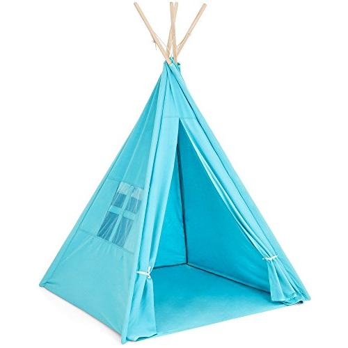 teepee tent indian canvas playhouse