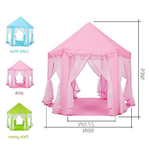 Anyshock Castle Tent Indoor Great Years Old