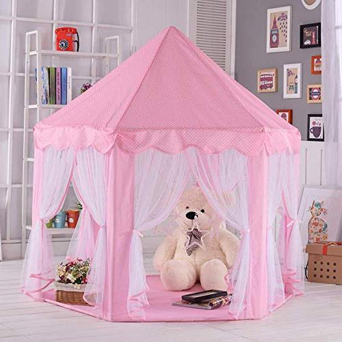 Castle Tent and Indoor Great 1-8 Old