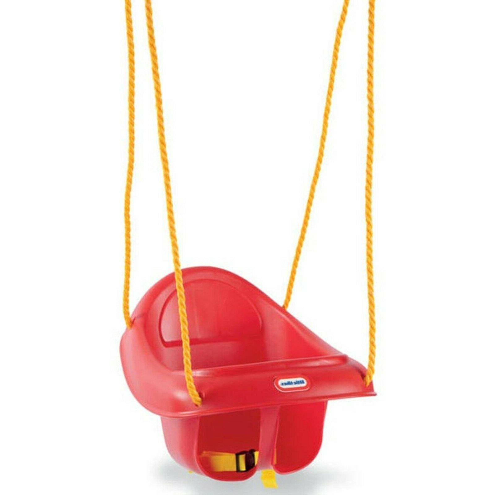 Toddler Infant Swing Seat Safety Outdoor Porch Heavy Duty Fu