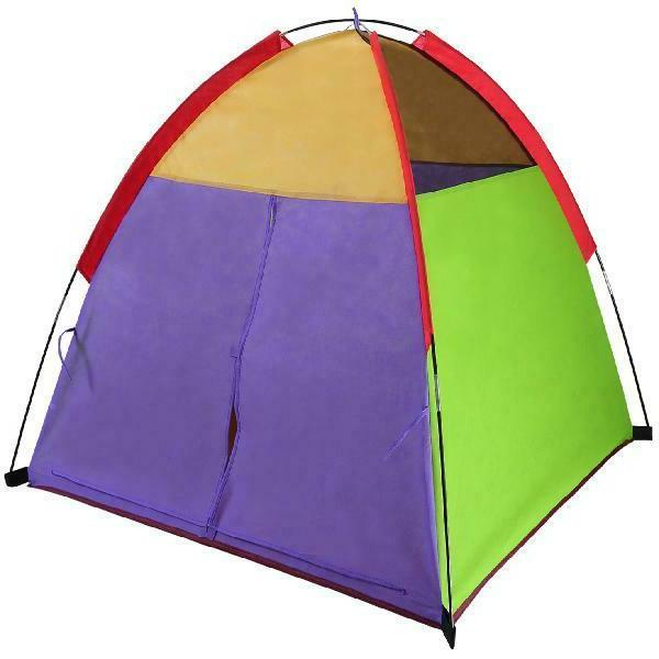 Toddler Kid Small Play Tent Tunnel Outdoor Play