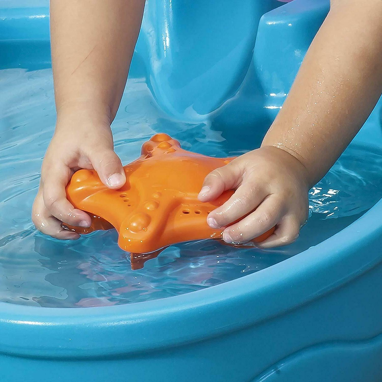 Water Toy Kids Spill Seaway for Outdoor Play Step2