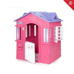 Lil Tikes Princess Palace Playhouse Toy Houses for Girls Cot