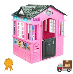 LOL Surprise! L.O.L. Cottage Playhouse with Glitter Indoor a
