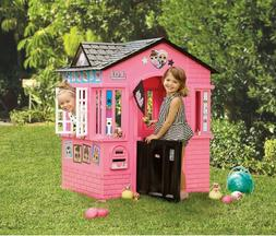 LOL Surprise! Princess Toddler Girls Kids Playhouse Indoor O