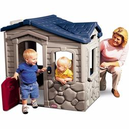 Magic Doorbell Playhouse Children Kids Little Tikes Outdoor
