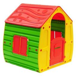 Starplay 10561 Magical Playhouse, Primary Color Combination/