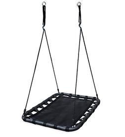 HearthSong Mega Mat Rectangular Outdoor Platform Tree Swing