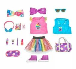 My Life As JoJo Siwa, 15 Piece JoJo Travel Set - LIMITED EDI