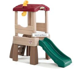 Step2 Naturally Kids Outdoor Play Slides Fun Children Playfu