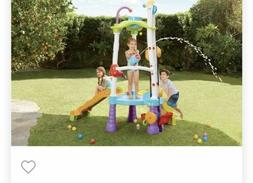 NEW! Little Tikes Fun Zone Tumblin' Tower Climber, Multicolo