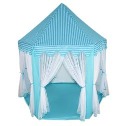 Hot Selling Portable Foldable Princess Castle Play Tent Chil