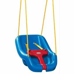 Little Tikes Outdoor Swing Toddler Baby Indoor Snug N Secure