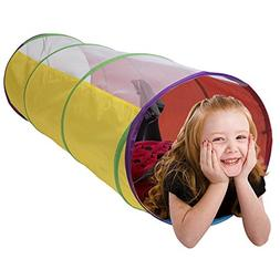 Peek-A-Boo Tunnel - Active Indoor Toy by Schylling