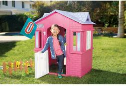 Pink Playhouse Girl Little Tikes Princess Cottage Christmas
