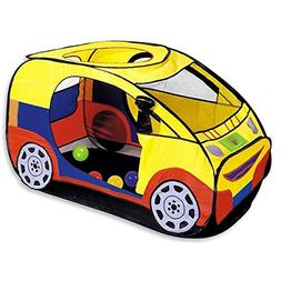 Play House For Kids,Car Play Tent Outdoor and Indoor,Waterpr