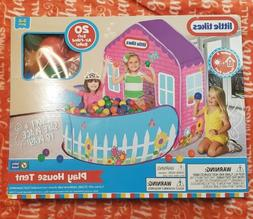 Little Tikes Play House Tent Princess Playhouse Indoor Outdo