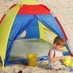Play Tent Toys Indoor Outdoor 4 Kids Large Playhouse Boys Gi
