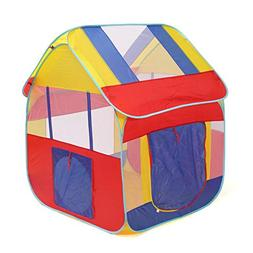 1.2m Pop Up Tent Indoor Outdoor Playground Pit Play House Fu