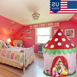 Princess Castle Play House Large Indoor Outdoor Kids Play Te