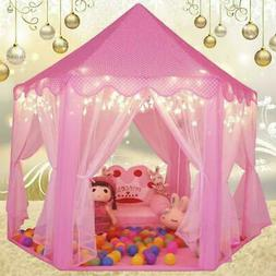 Princess Castle Play House Large Indoor Outdoor Kids Toddler