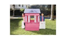 Little Tikes Princess Girls Pink Playhouse Outdoor / IIndoor